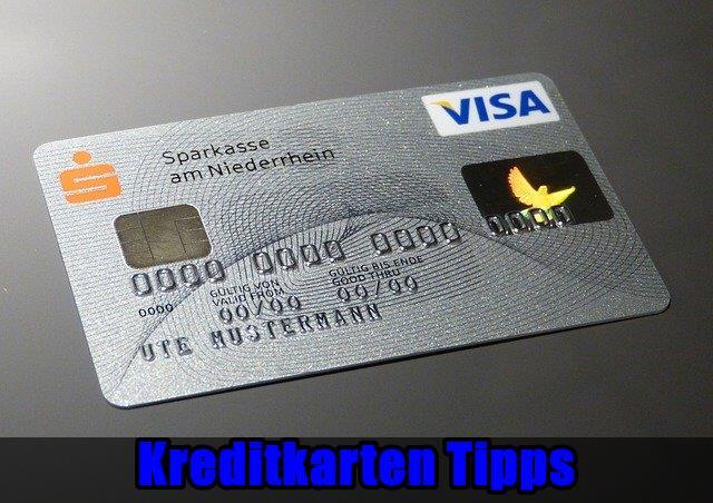 Kreditkarten-Tipps