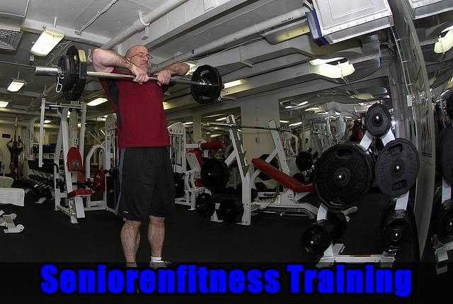 Seniorenfitness Training